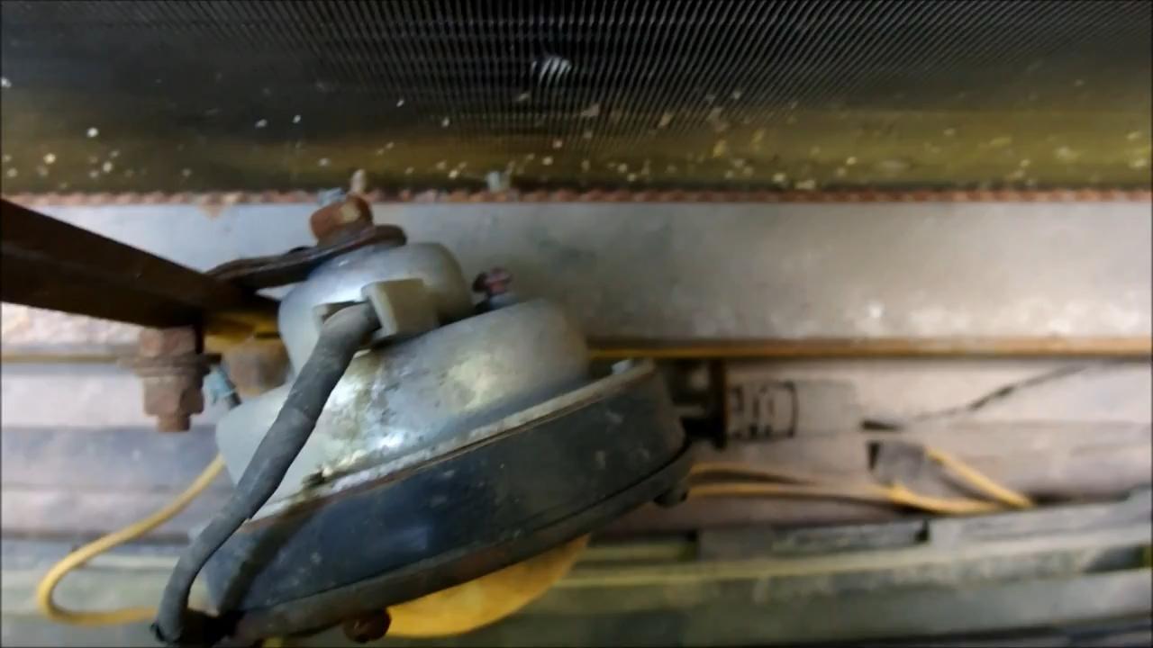 Звуковой сигнал лада калина