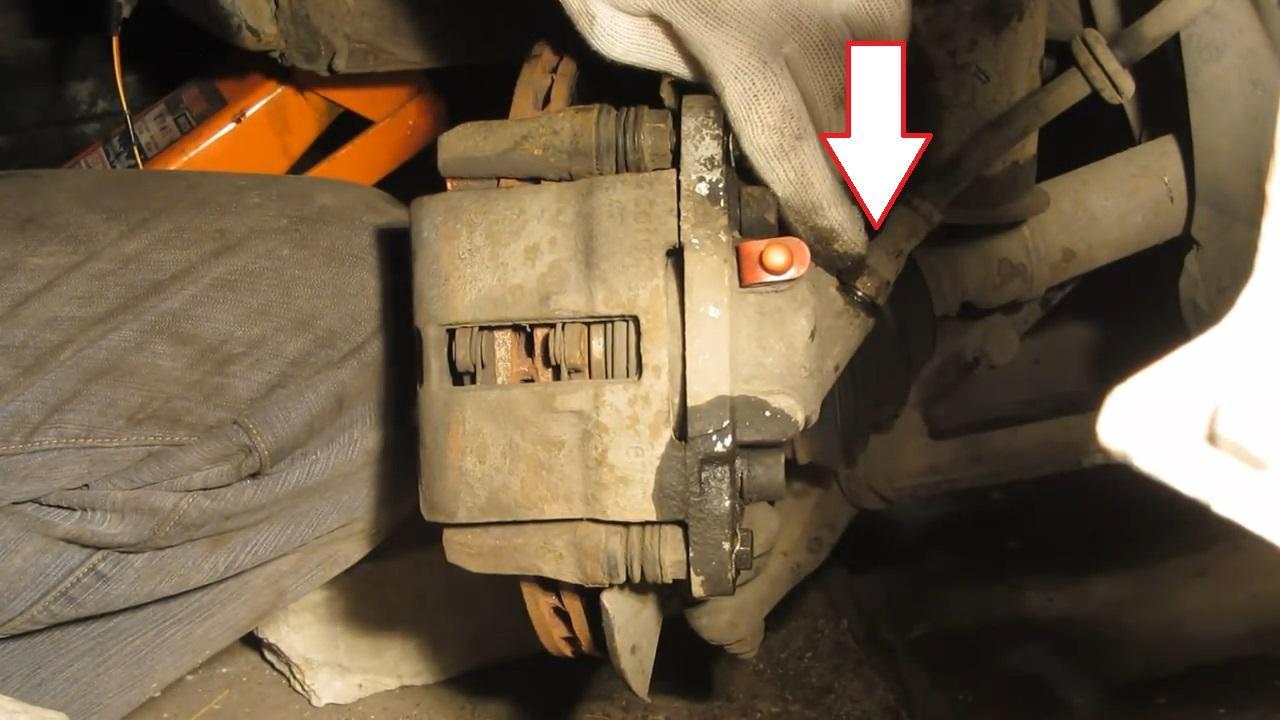 ремонт переднего тормозного цилиндра ваз 2114