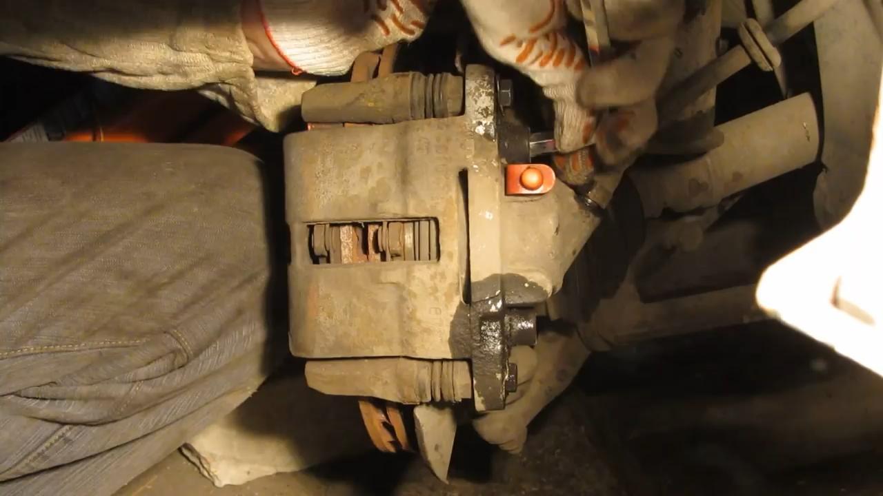 замена переднего тормозного цилиндра на ваз 2114
