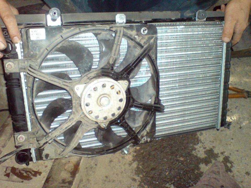не включается вентилятор охлаждения приоры