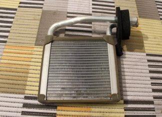 Радиатор печки Гранта