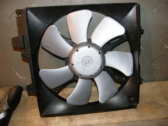 вентилятор охлаждения ваз 2114