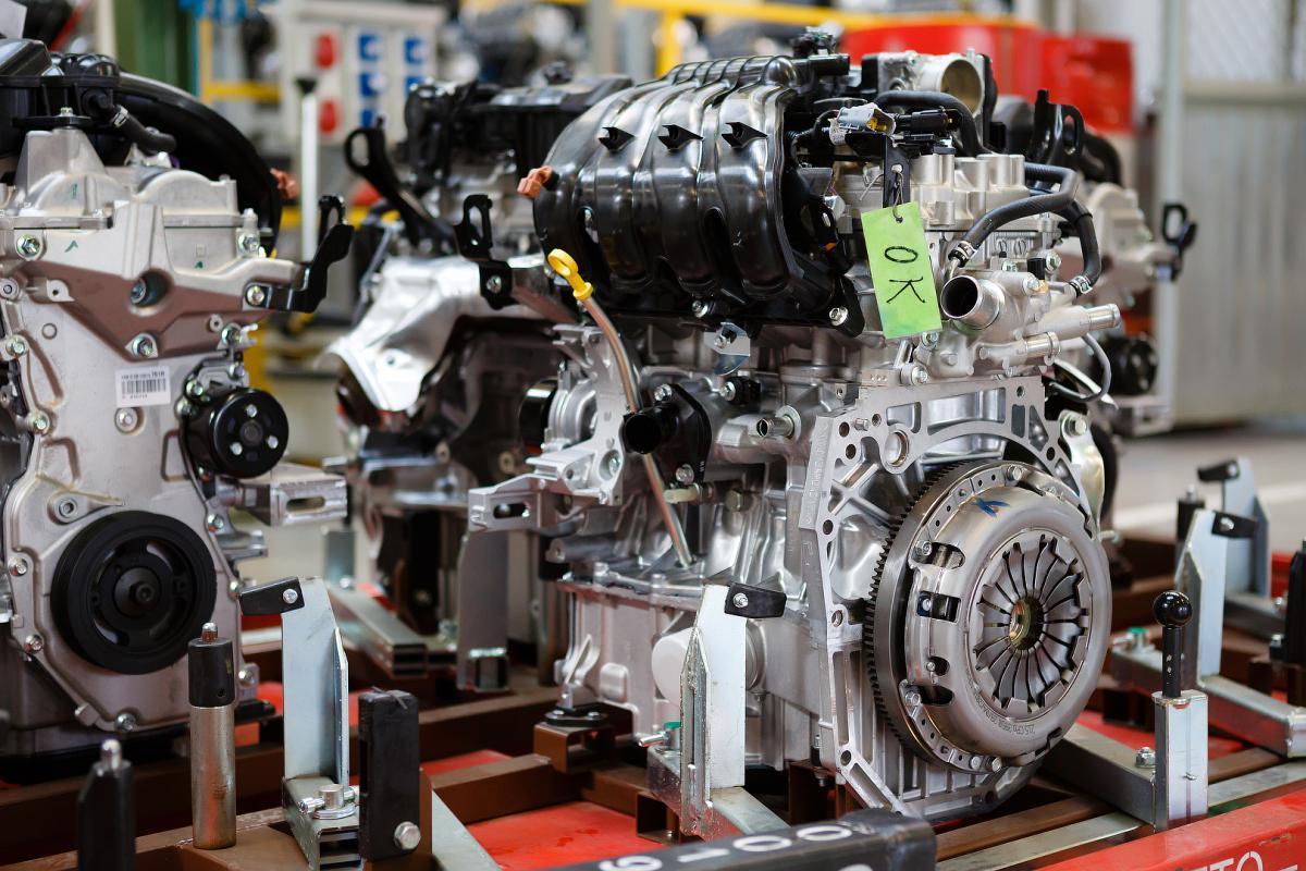 Двигатель 1,8 lada xray