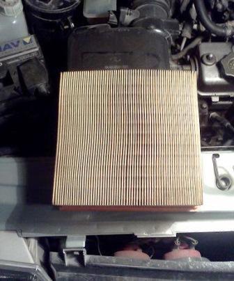 корпус воздушного фильтра Ваз 2114